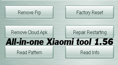 All-in-one Xiaomi tool 1.56