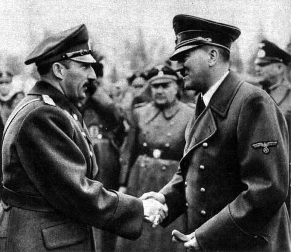 Nazismo e o Reich do Führer Adolf Hitler