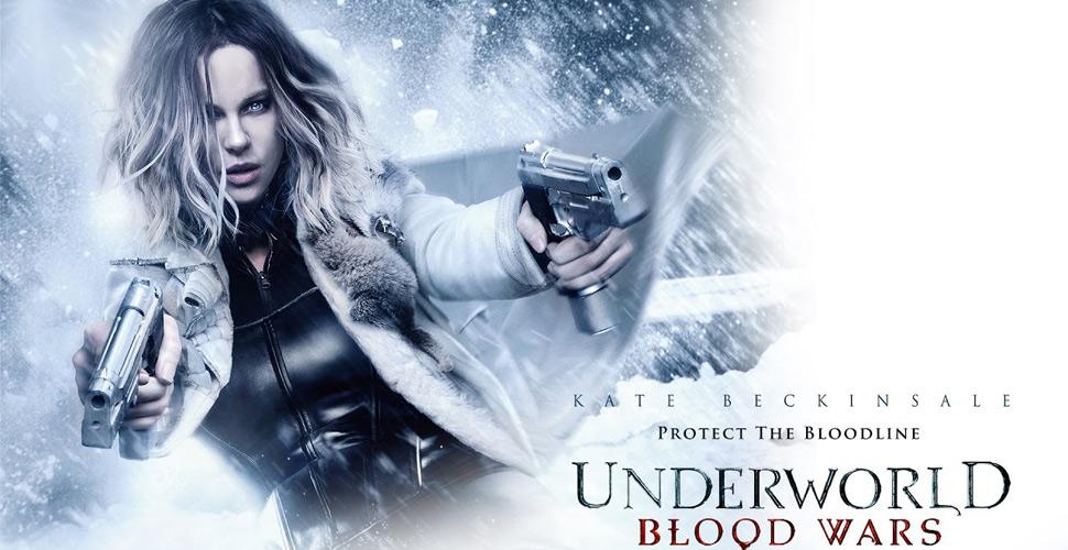 Thế Giới Ngầm 5: Trận Chiến Đẫm Máu - Underworld: Blood Wars (2017)