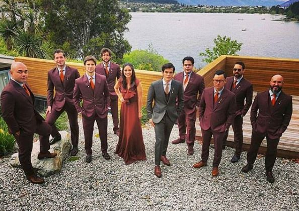 Anne Curtis and Erwan Heussaff wedding 2017 groom men