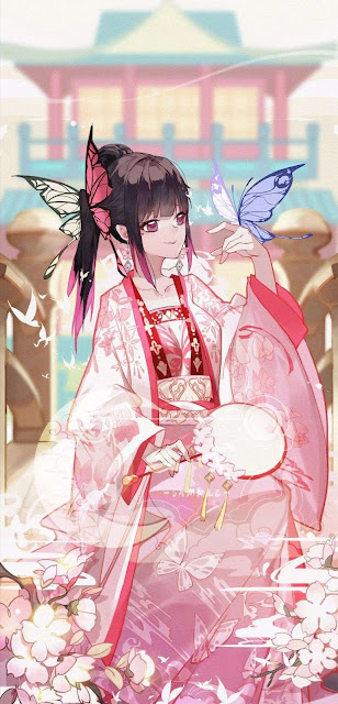 kanao tsuyuri demon slayer butterfly