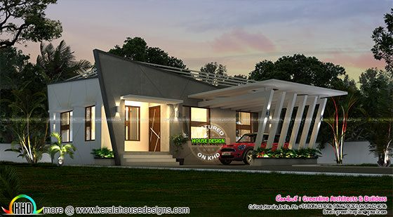 Gorgeous house for 13 Lakhs