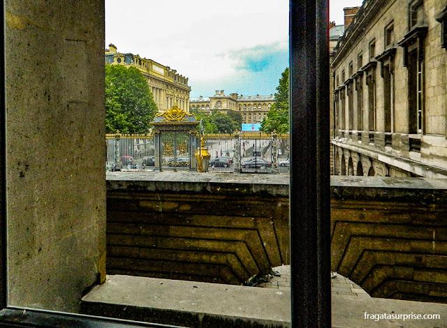 Interior do Palácio de Justiça, Paris