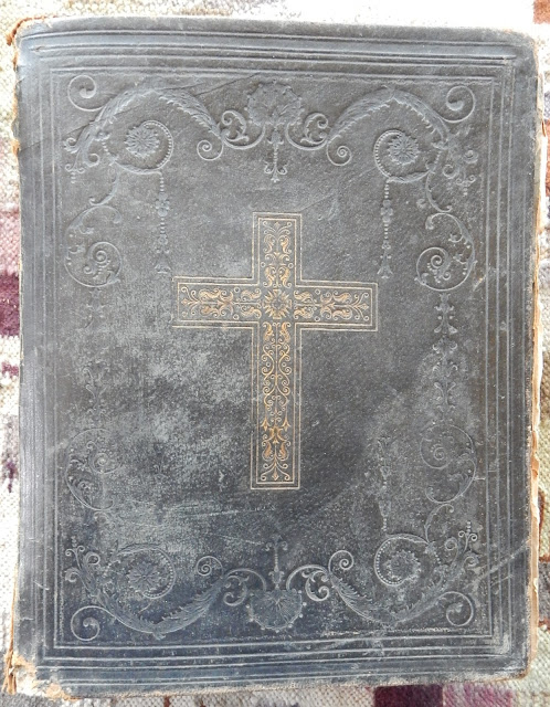 Bible of the Lucy and McDermott Families of New Brunswick and Maine