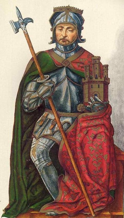 Don Fernán González, conde de Castela