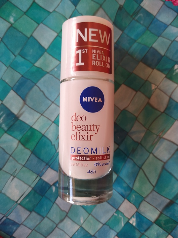 DeoMilk Beauty Elixir Sensitive