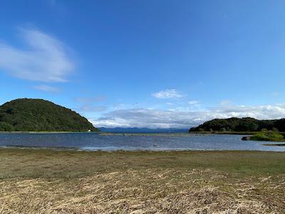 9月の猪苗代湖モビレージ