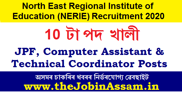 North East Regional Institute of Education (NERIE)