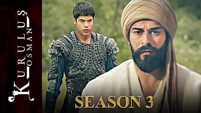 Makki Tv Kurulus Osman Season 3 || Kurulus Osman Season 3 Episode 65 Urdu Subtitles