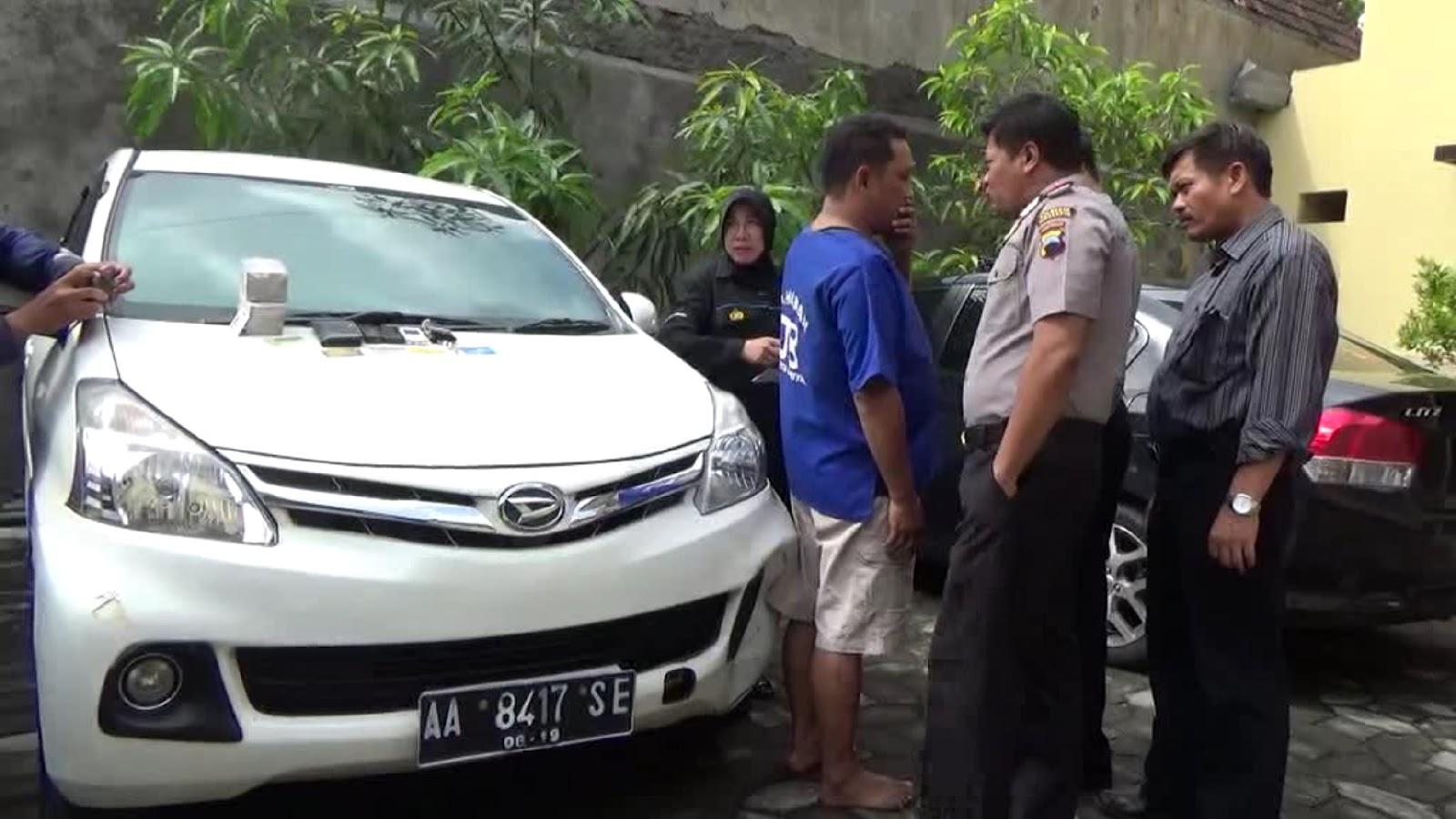 Fais Ditangkap Polsek Laweyan Solo Karena Kasus Penipuan Pinjaman