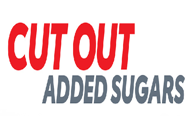Cut Out Added Sugars #infographic