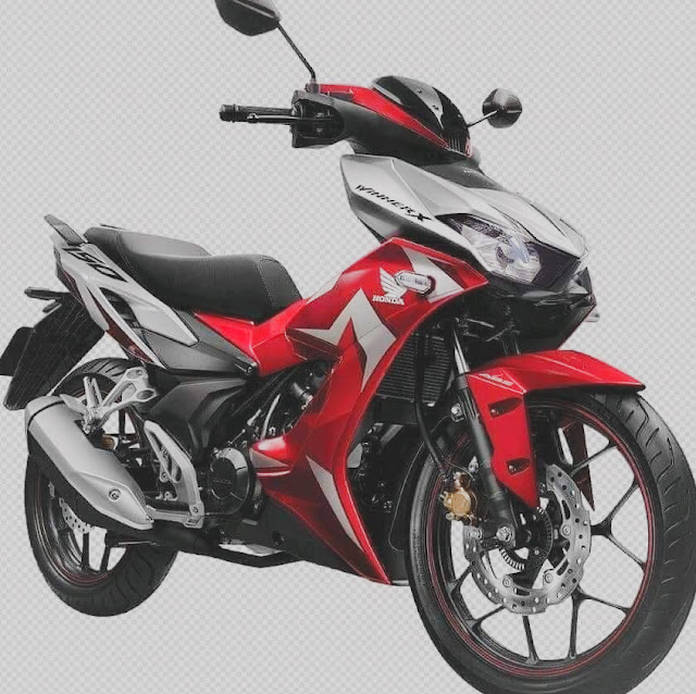 Honda Winner 150 facelift 2019