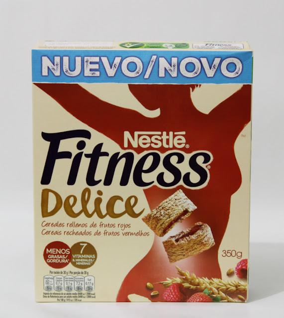 Fitness Delice Frutos Rojos Nestlé