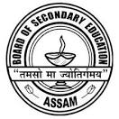 Board of Secondary Education,Assam Routine 2020