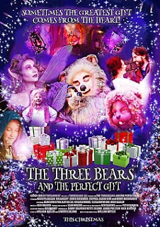 The Three Bears and the Perfect Gift 2019