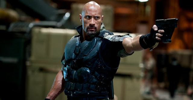 Dwayne Johnson în G.I. Joe: Retaliation