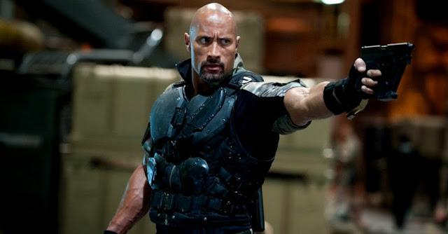 Dwayne Johnson în G.I. Joe: Retaliation