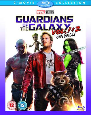 Guardians Of The Galaxy SAGA BDRip HD 1080p Dual Latino