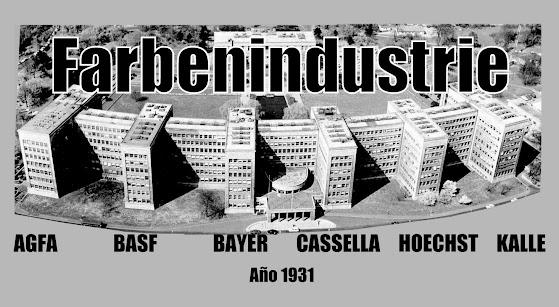 Nazi chemicals cartel pharmaceuticals European Union patents monopoly capitalism