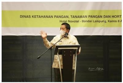 Gubernur Arinal Buka Musrenbangtan Provinsi Lampung Tahun 2021