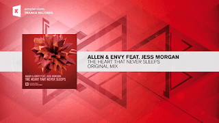 Lyrics The Heart That Never Sleeps - Allen & Envy ft. Jess Morgan