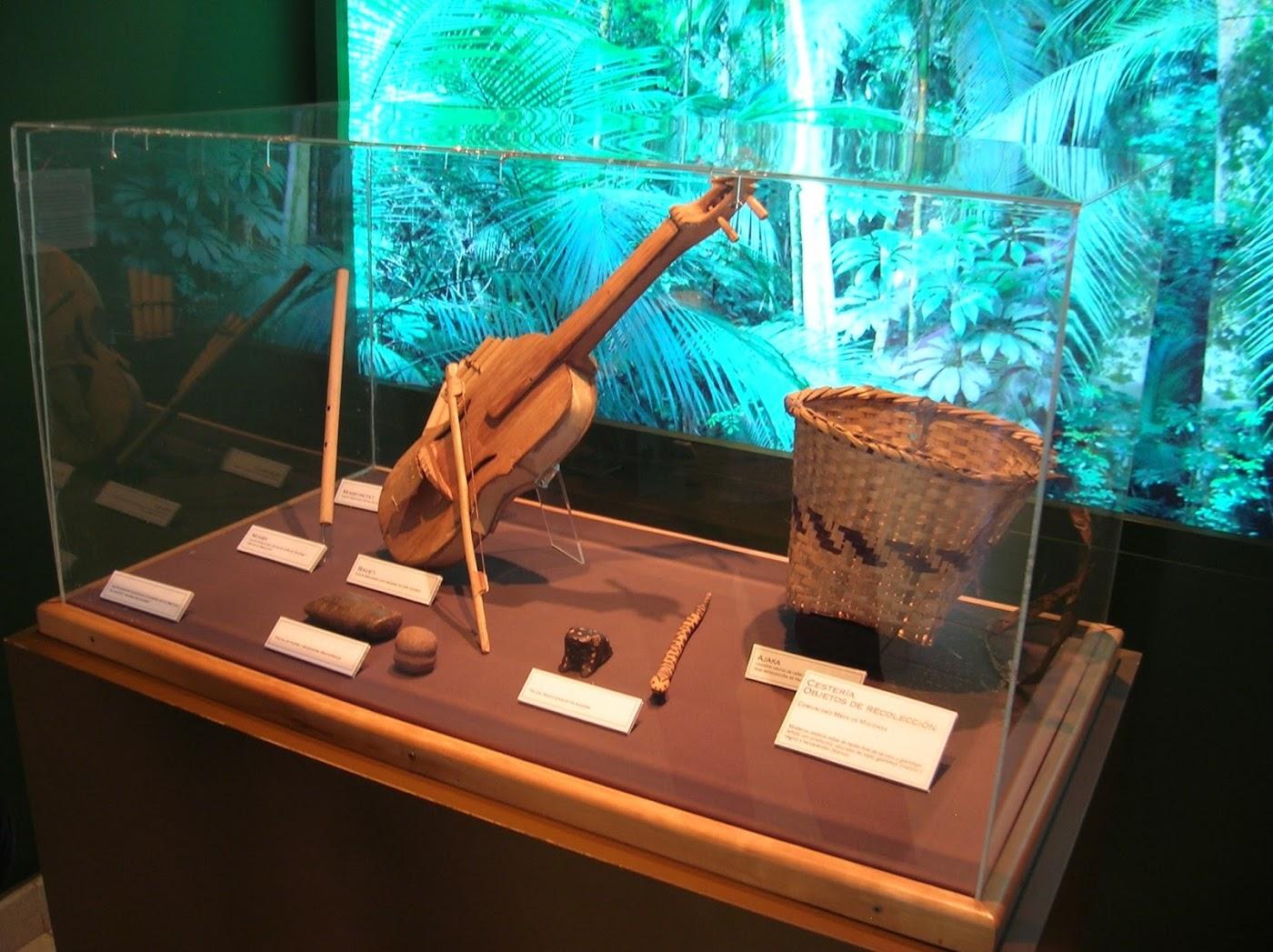 Instrumentos fabricados en Misión de San Ignacio, Misiones, Argentina, vuelta al mundo, round the world, La vuelta al mundo de Asun y Ricardo