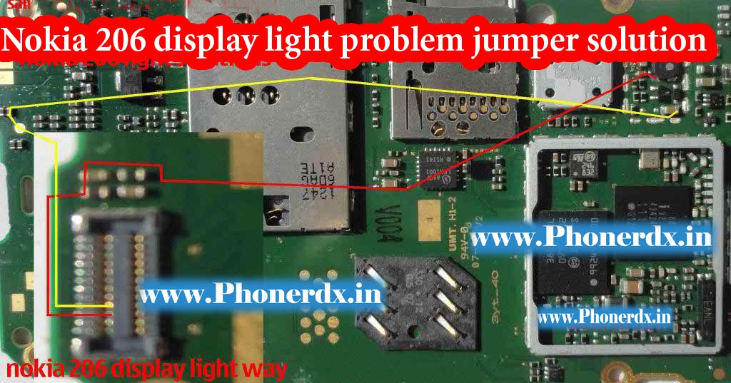 S7562 Display Light
