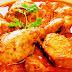 முந்திரி சிக்கன் குருமா - Munthiri Chicken Kuruma