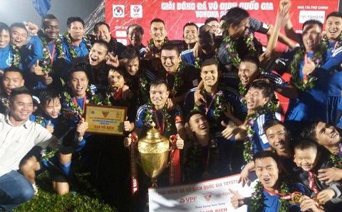 Câu lạc bộ bóng đá Quảng Nam là một trong những đội bóng đá chuyên nghiệp tại Việt Nam