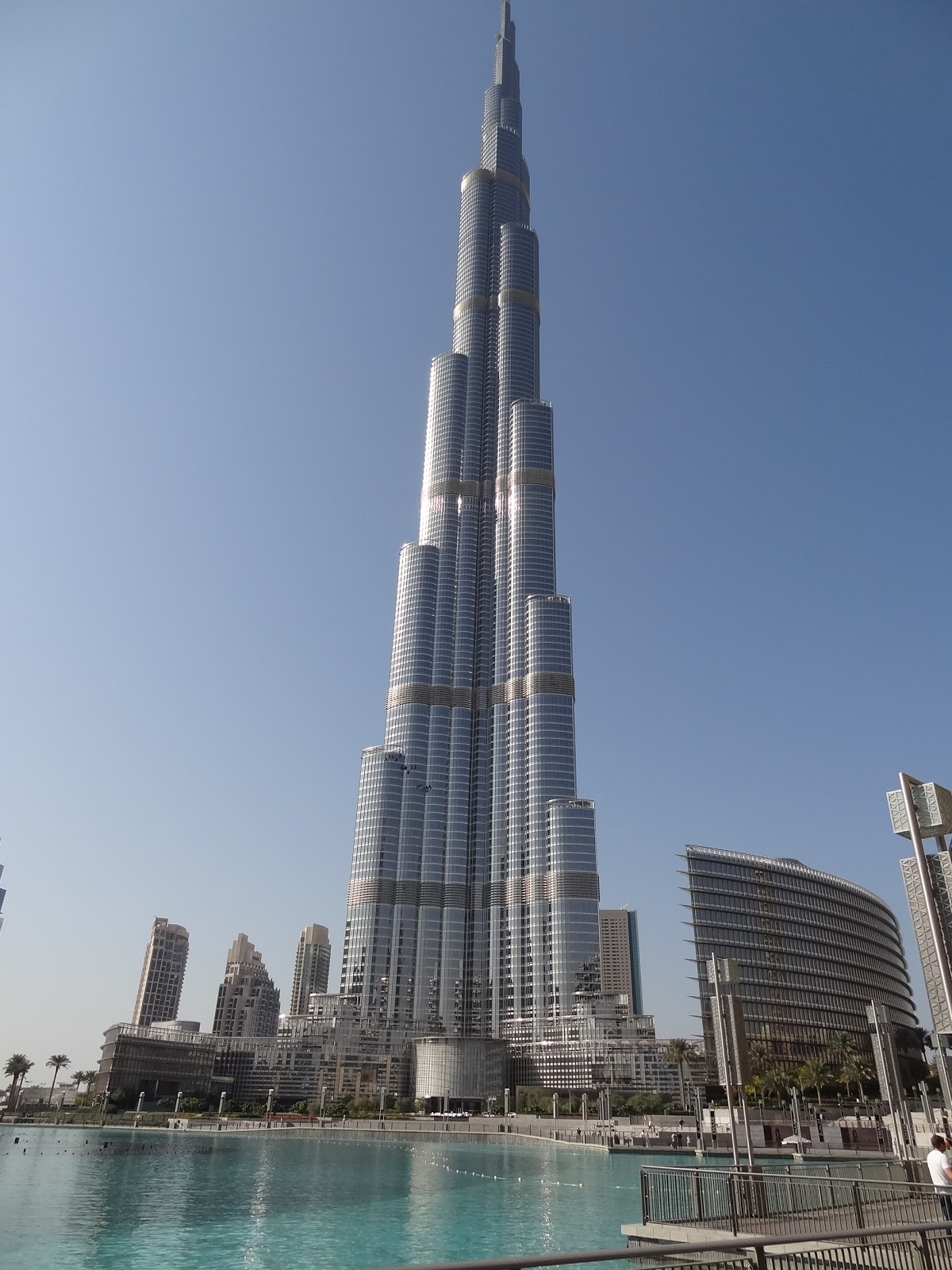 Burj Khalifa ~ Did you know that