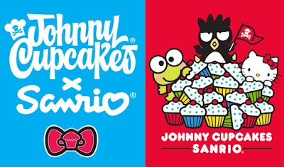 Johnny Cupcakes x Sanrio 2016 Hello Kitty T-Shirt Collection