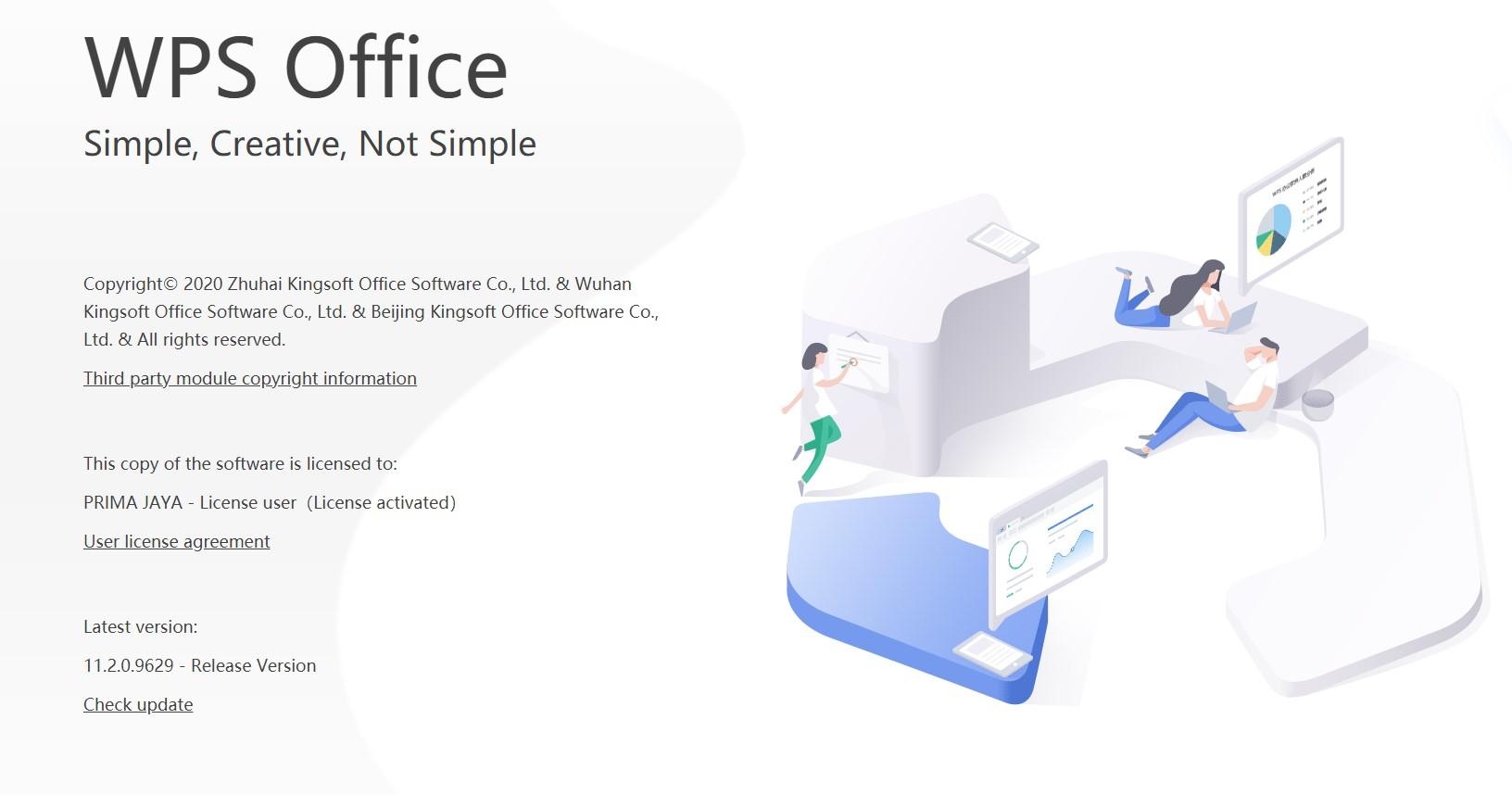 WPS Office Premium 2020 Full Features