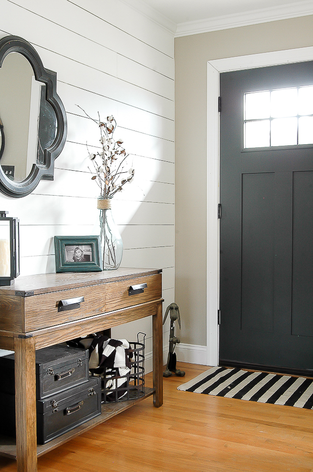 Modern farmhouse entryway, modern farmhouse