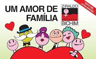 História infantil sobre família