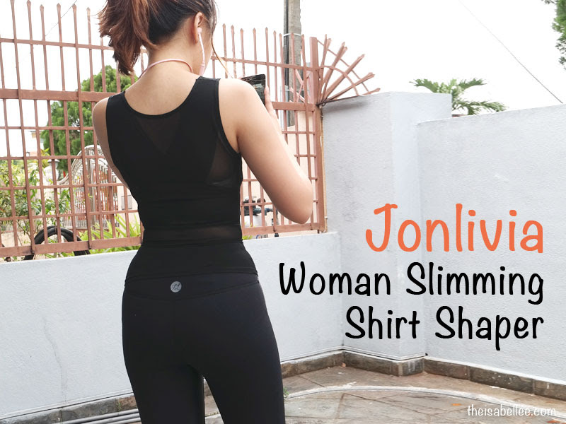 Jonlivia Woman Slimming Shirt Shaper Review
