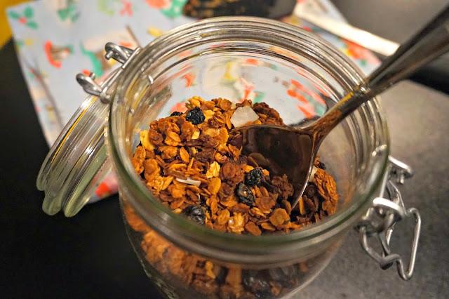 Flahavan's Granola Recipe