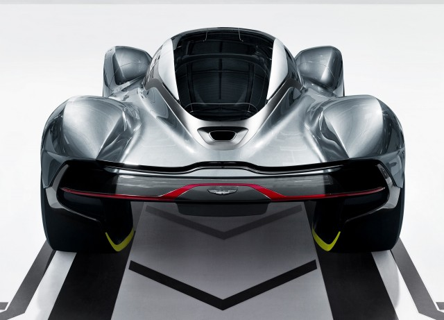 Aston Martin AM-RB 001 Sold Out - Will Not Feature A Single Steel Component