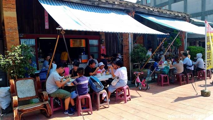 桃園龍潭-三坑老街-充滿古早客家風格與小吃的老街 -san keng lao jie