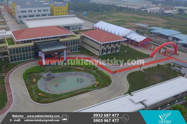 Khánh thành, công ty tổ chức lễ khánh thành chuyên nghiệp tại Tp.HCM