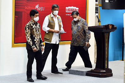 Pemerintah Terapkan PPKM Mikro di Seluruh Provinsi Mulai 1 Juni