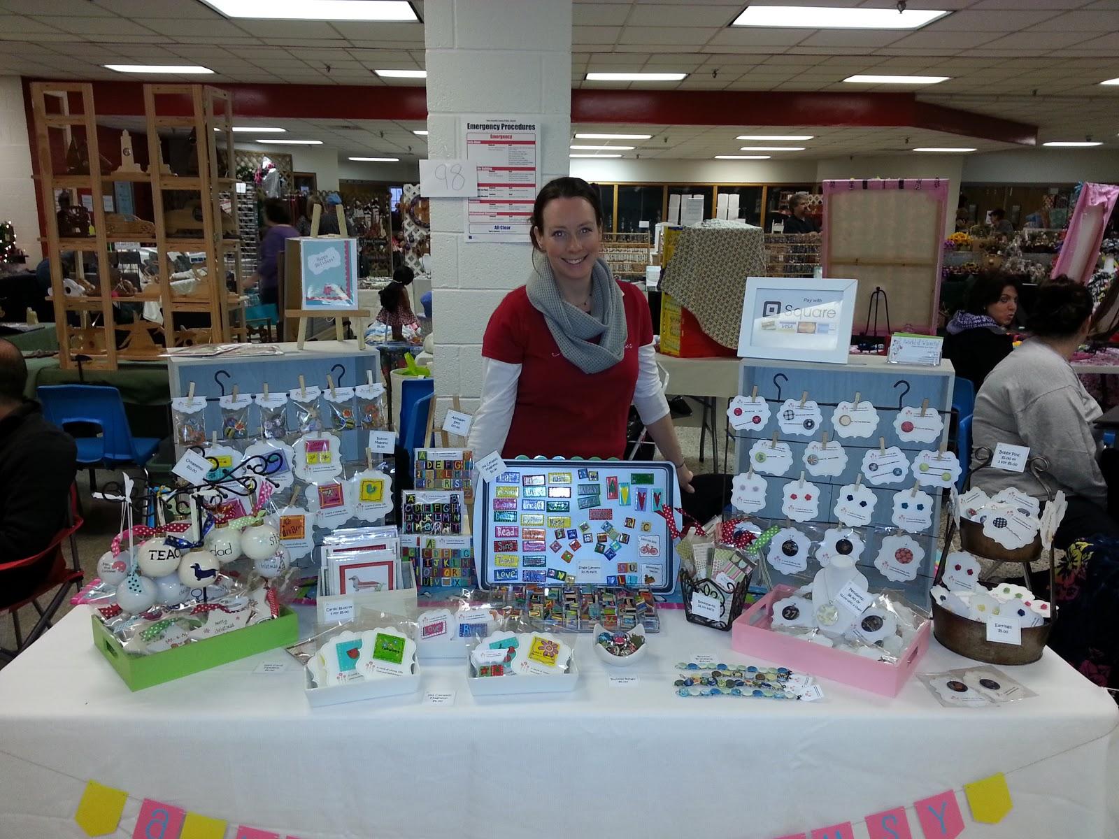 Glen Burnie High School Craft Fair