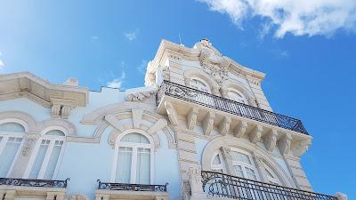 palazzo azzurro
