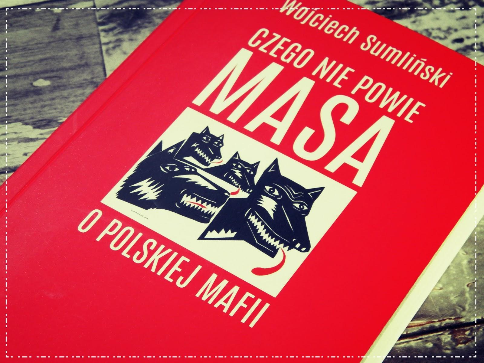 Crime story w polskim wydaniu : mafia, policja i inne takie. [Tendencyjne] zestawienie książek dla mężczyzn.