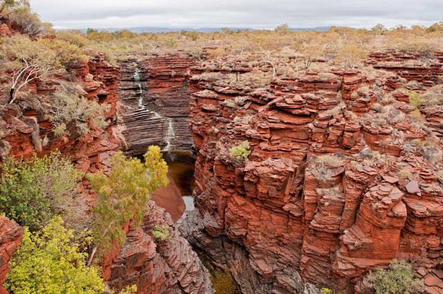 Austrália - Karijini National Park