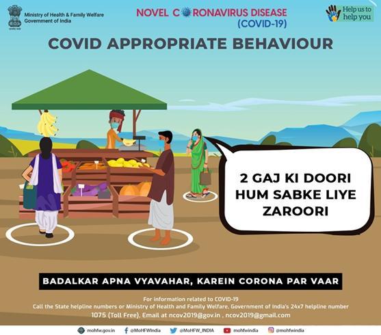 COVID-Behaviour