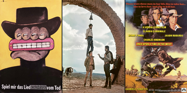 Once Upon a Time in The West - Posters