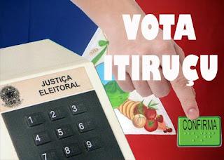 Itiruçu : 287 eleitores estão habilitados para concorrer nas eleições 2020