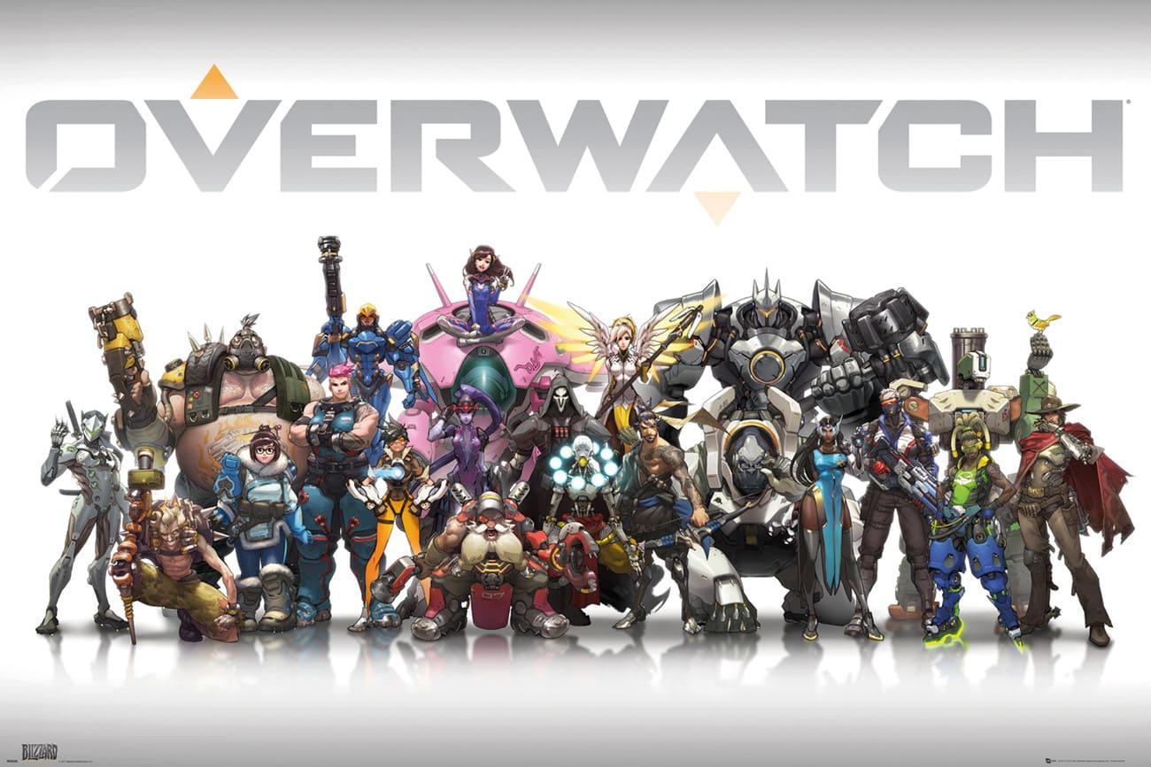 Overwatch pode ganhar série animada