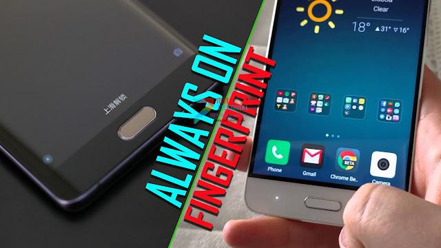 Cara Paling Mudah Mengaktifkan Always On Fingerprint pada Xiaomi Mi5 dan Mi Note 2: Tidak Perlu Tekan Tombol Home Lagi