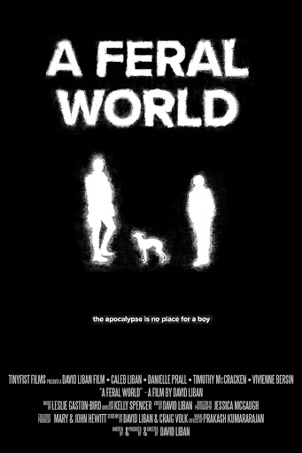 "Movie poster for the 2020 film ""A Feral World"""